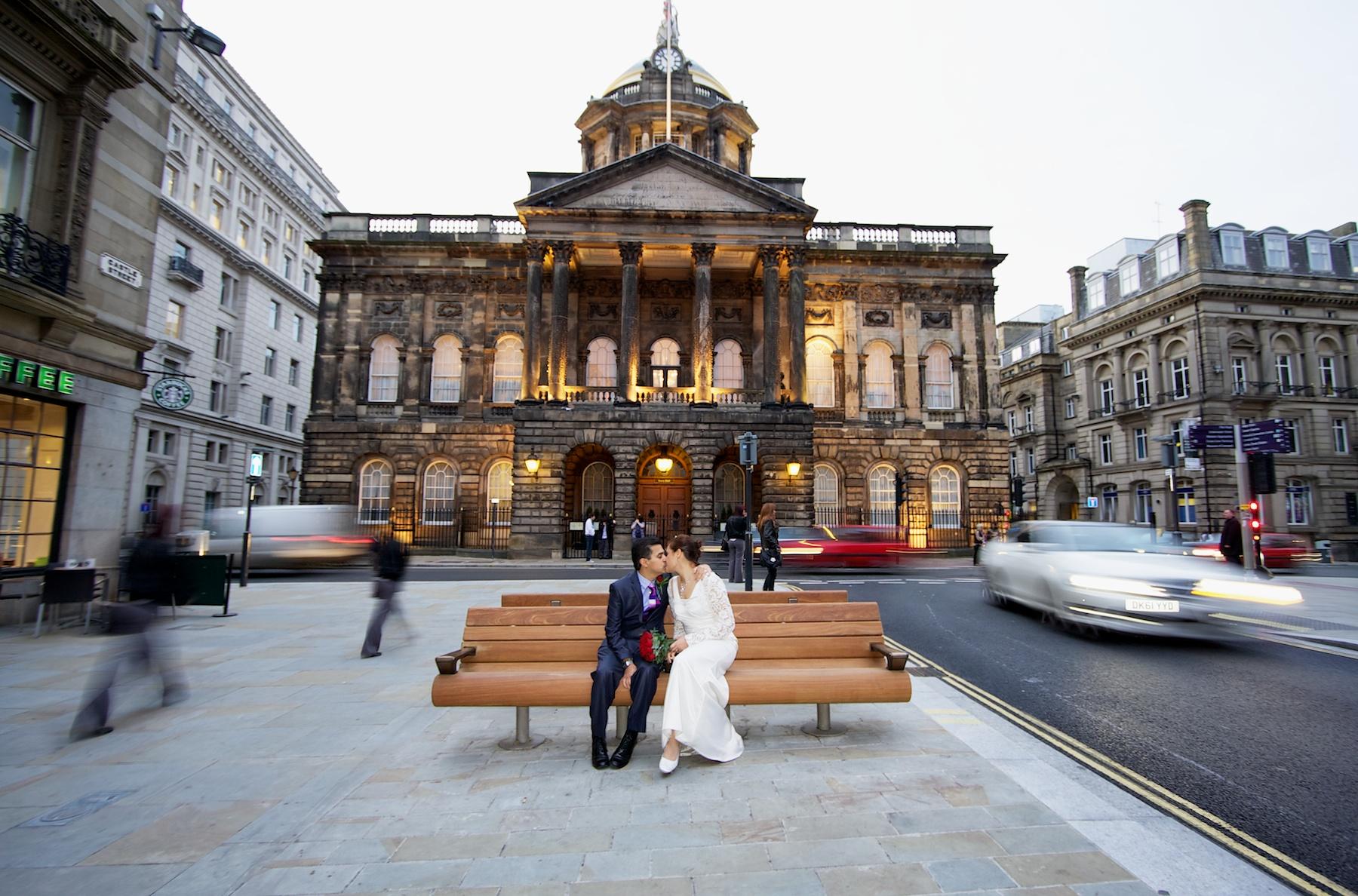 Weddings - Liverpool Town Hall